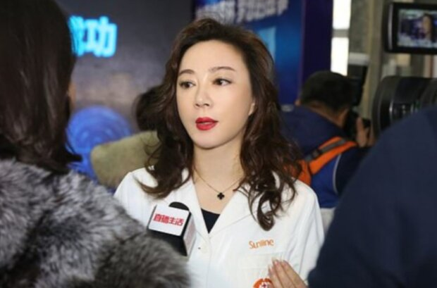Сяо Фен, фото Daily Mail