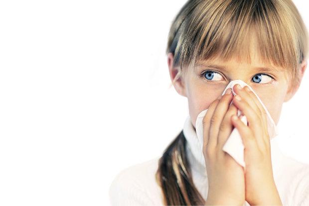 Харчова алергія наступає: коли охайність шкодить організму
