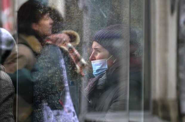 Карантин в Україні, фото: unian