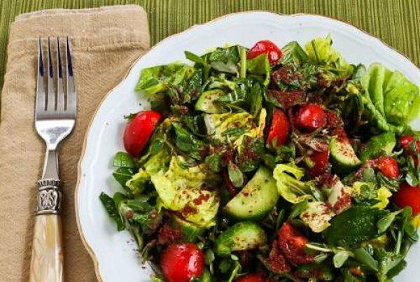 Літній салатик, фото з відкритих джерел