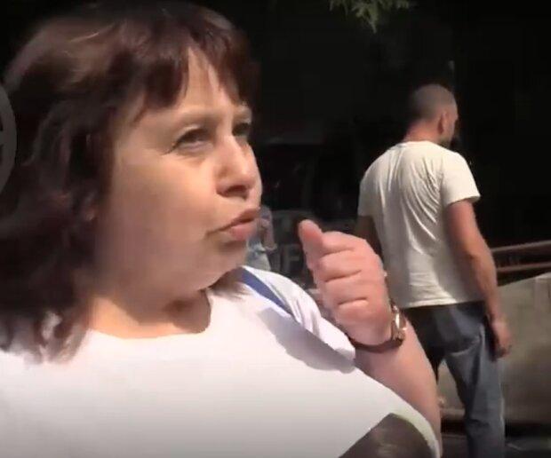 Фанатка Ефремова, фото: youtube