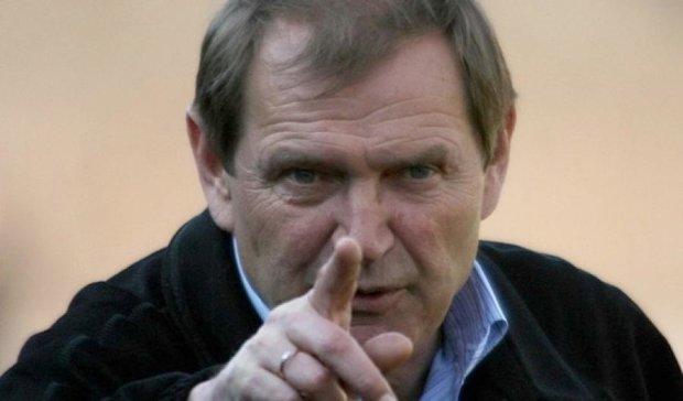 Екс-тренер «Шахтаря» назвав росіян «бздунами»