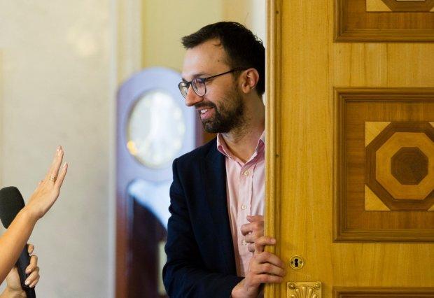 Сергей Лещенко, народный депутат Украины