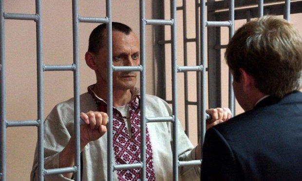 Политзаключенный Кремля Клых объявил голодовку, обратившись к Зеленскому