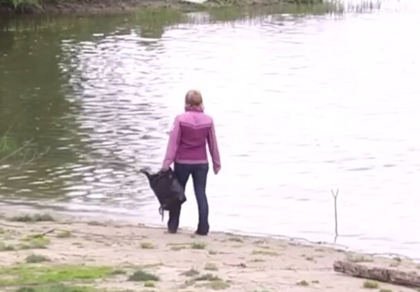 Річка Десна, скріншот відео