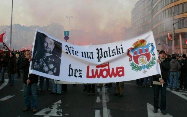 Международный скандал! Польша аннексировала Львов и прихватила Вильнюс
