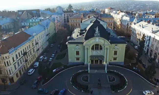 Черновицкий академический театр им. А. Кобылянской