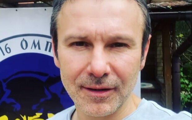 Святослав Вакарчук, скріншот з відео