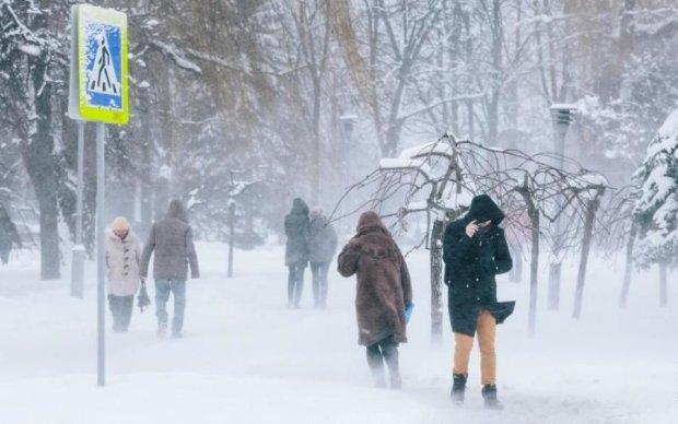 """По горло: после урагана Россию накрыло """"белой смертью"""""""