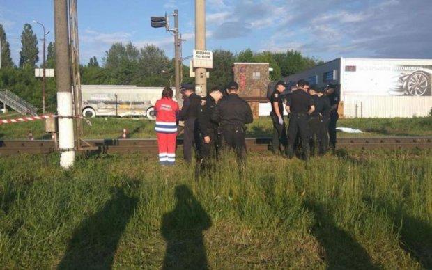 У Луцьку сталась моторошна трагедія на залізничних коліях