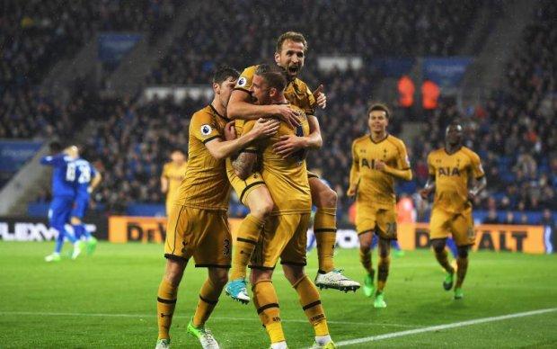 Лестер - Тоттенгем 1:6 Відео голів та огляд матчу чемпіонату Англії