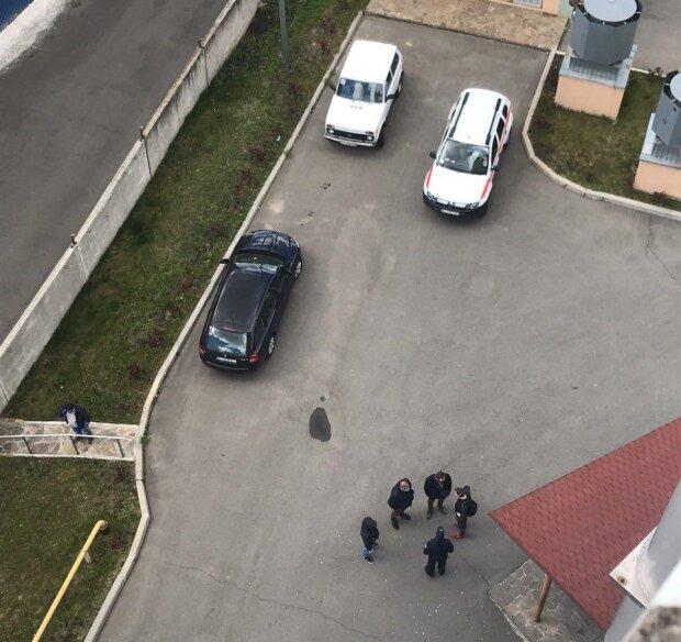 вспышка коронавируса в общежитии, фото Знай.ua