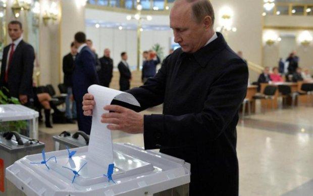 Як незручно вийшло: в Росії вже почали оголошувати результати виборів