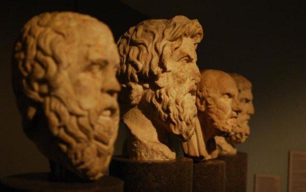 Ющенко рассказал, что древнегреческие философы говорили по-украински