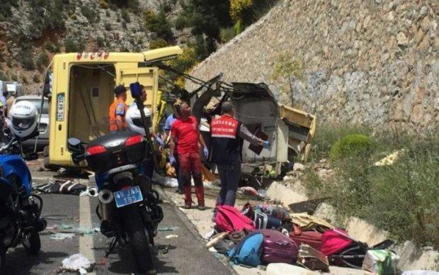 Трагедія в Анкарі: водій автобуса вбив вісьмох людей