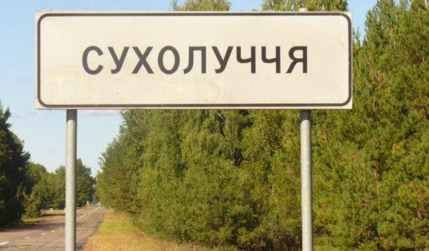 Землі Януковича в Сухолуччі повернуті державі