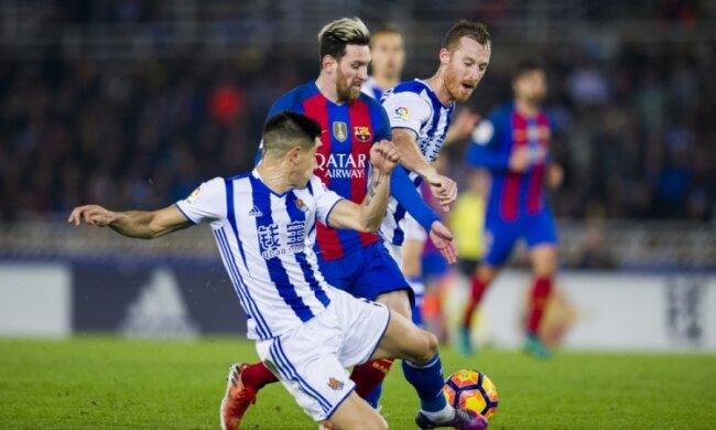 Барселона - Реал Сосьєдад: Прогноз і ставки букмекерів на матч