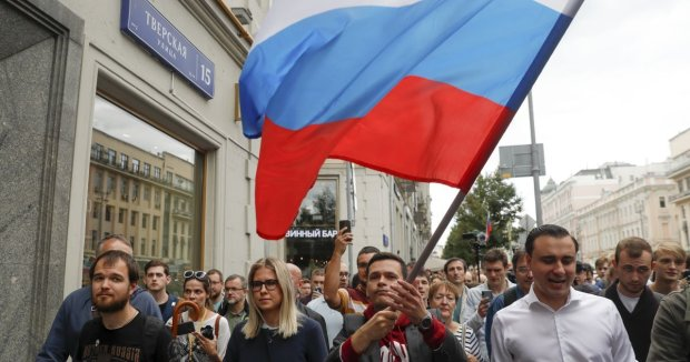 Терпение лопнуло, режиму Путина скоро конец: Россия вышла на массовые протесты, видео
