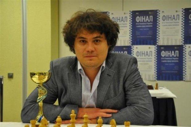 Українець виборов перемогу на шаховому турнірі в Росії