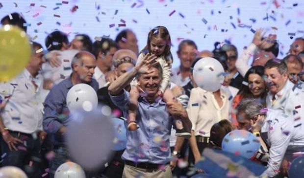 После победы Макри Аргентина «сдвигается вправо»