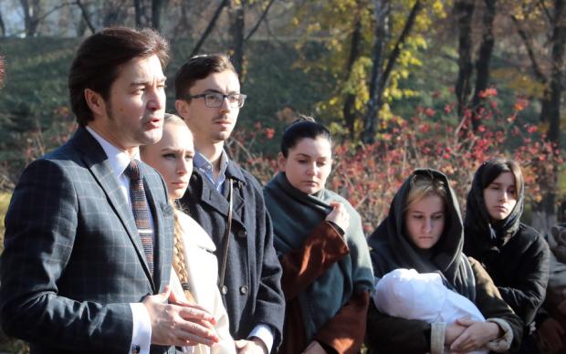 """Блуждающие: в киевском транспорте """"воскресли"""" жертвы Голодомора"""