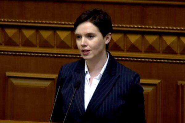 Яніна Соколова, скріншот з відео