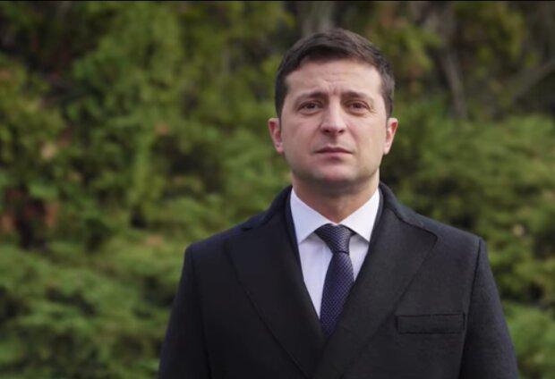 Володимир Зеленський, Сайт Президента