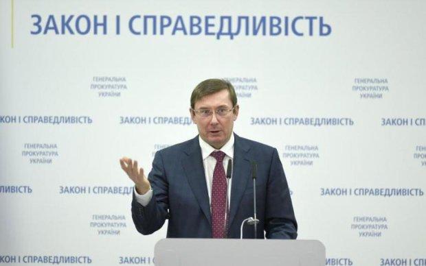 Луценко: Мої перші дії були спрямовані на реформування прокуратури
