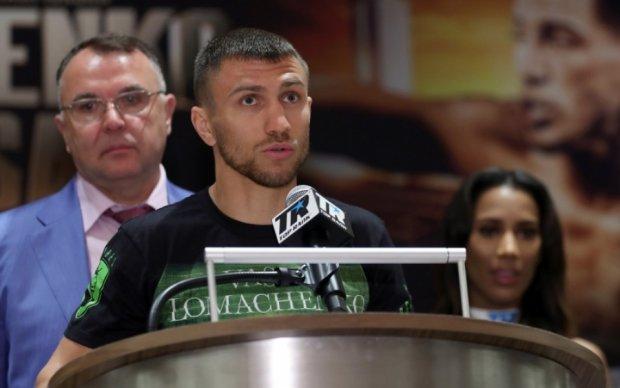 Ломаченко рассказал, с кем хочет боксировать после Сосы