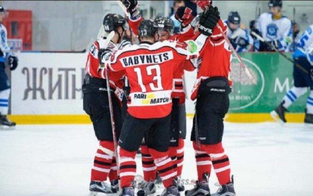 Донбас став другим фіналістом плей-офф УХЛ