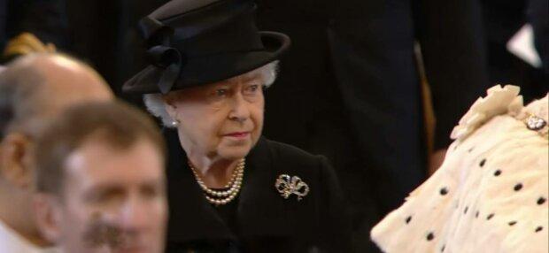 Елизавета II, фото: скриншот из видео