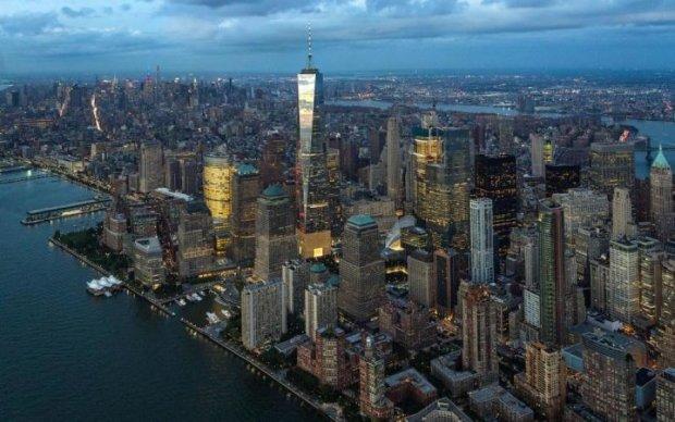 Сколько стоит воздух Нью-Йорка?