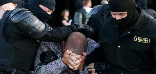 затримання мітингувальників в Білорусі, фото: belsat.eu