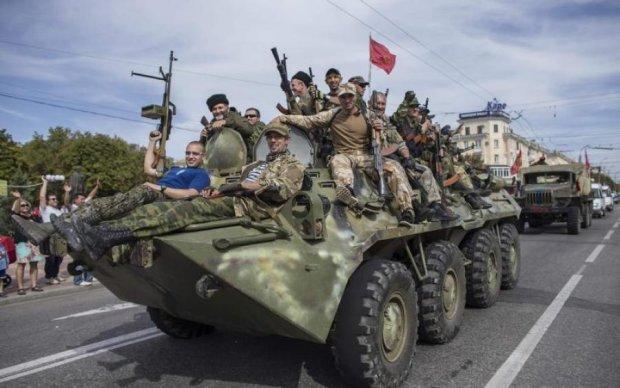 Став відомий бюджет Кремля на утримання бойовиків Донбасу