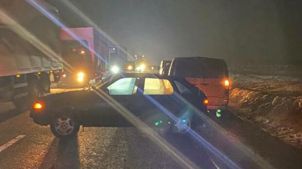 Аварія, фото: поліція Тернопільської області