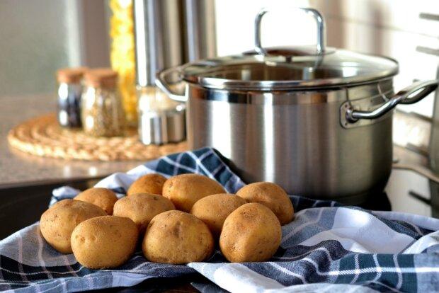 Картопля, фото: pixabay.com