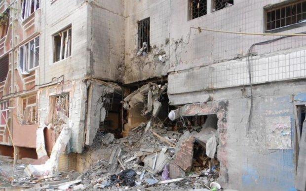 Кличко посмотрел в завтрашний день киевлян, пострадавших от взрыва