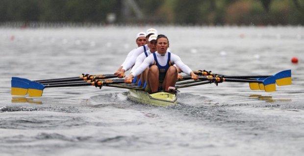 Украинские гребцы завоевали три медали чемпионата Европы