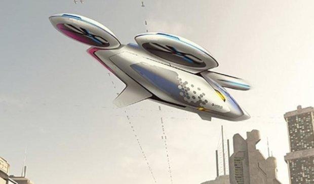 Airbus запустит летающее такси в следующем году