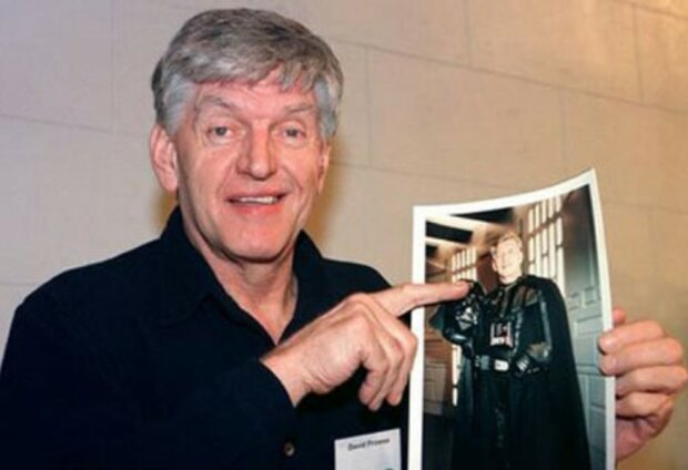 Девід Проуз, фото з вільних джерел
