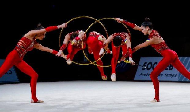 Українські гімнастки вибороли медаль на Європейських іграх-2019: захоплююче відео