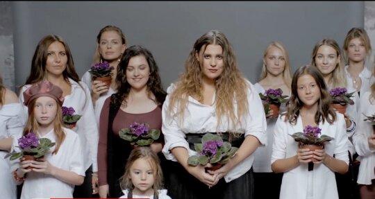 Как Kazka создавала известный вмире клип «Плакала»?