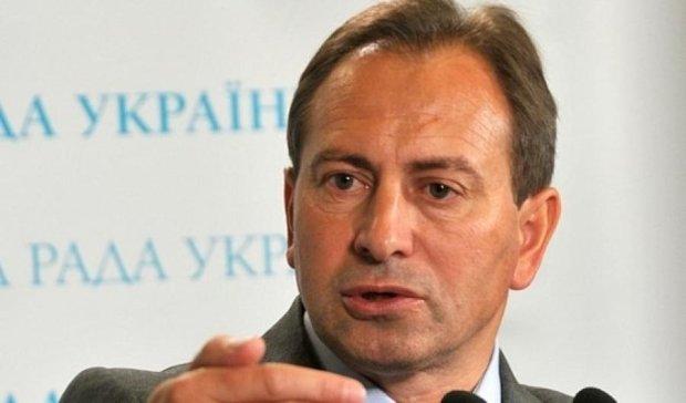Суд рассмотрит иск Томенко к аппарату Рады
