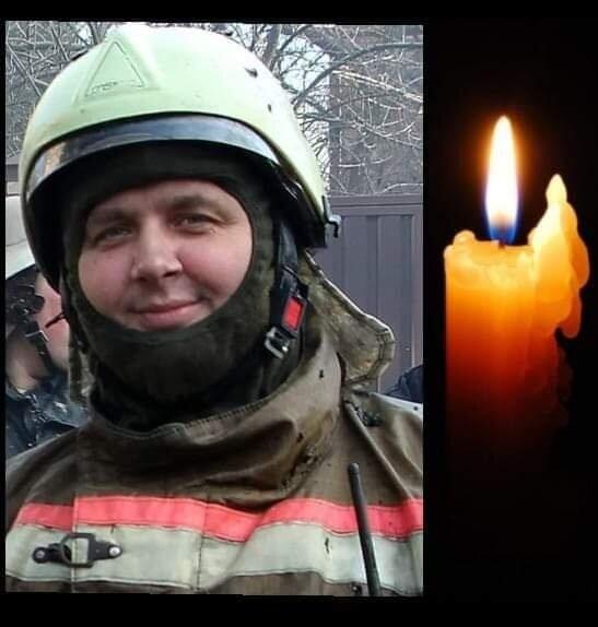 Киевский пожарный умер от коронавируса на руках у врачей: пламя болезни оказалось сильнее