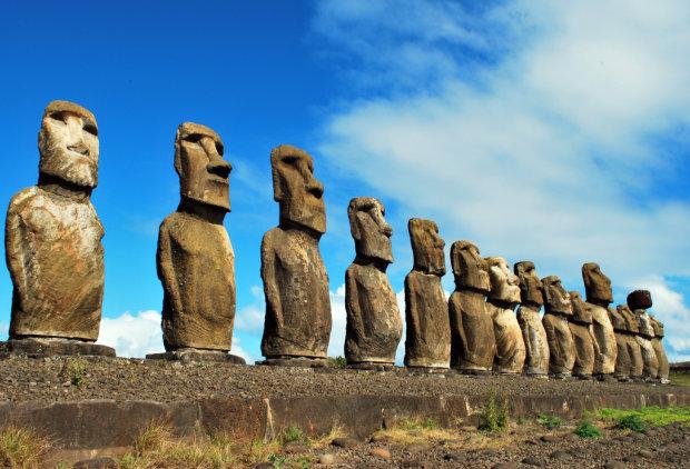 Ученые объяснили предназначение загадочных статуй на острове Пасхи: спасали людей