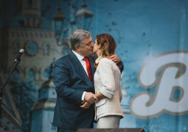 """Петро і Марина Порошенки, фото: """"Vежа"""""""