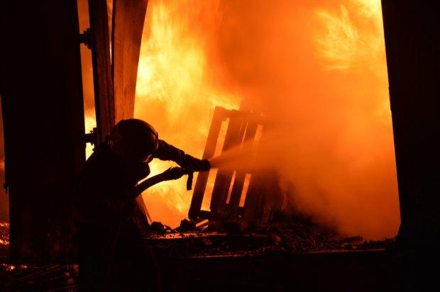 Пекельна пожежа у київській багатоповерхівці, мешканці опинились у пастці: відео