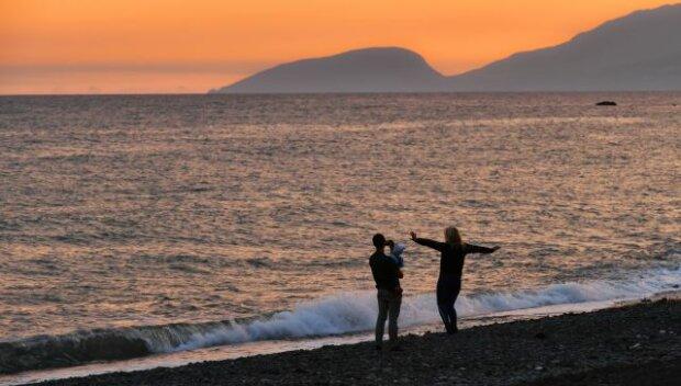 Море в ноябре, фото из открытых источников