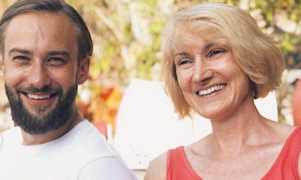 Дмитрий Шепелев с мамой, instagram.com/dmitryshepelev