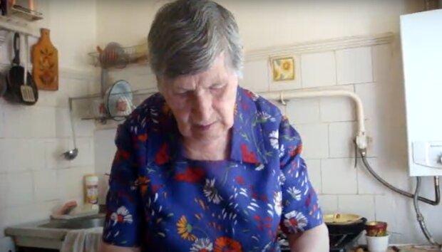 Бабушка, фото: youtube